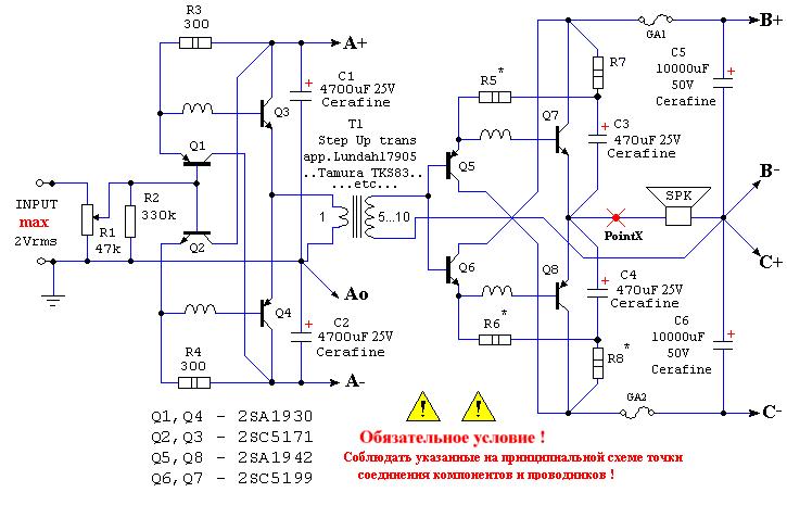 РадиоДом - Звуковой усилитель для меломанов и аудиофилов